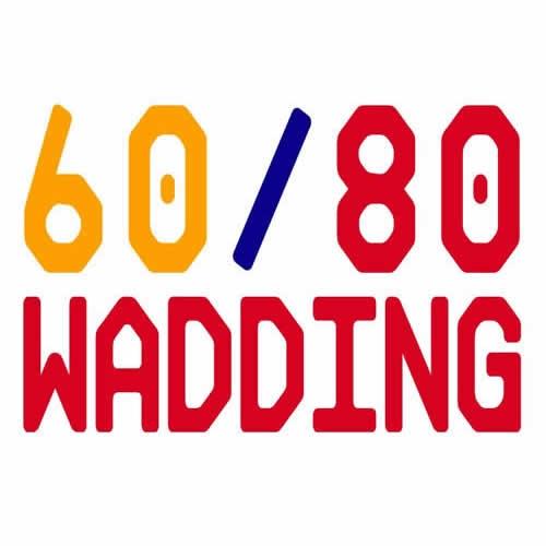 60-80 wadding