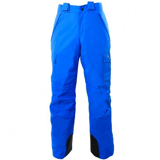 Pantalone da sci azzurro